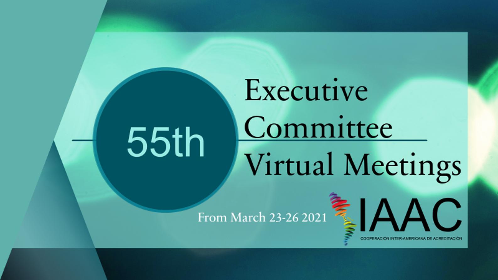 IAAC 55th Executive Committee